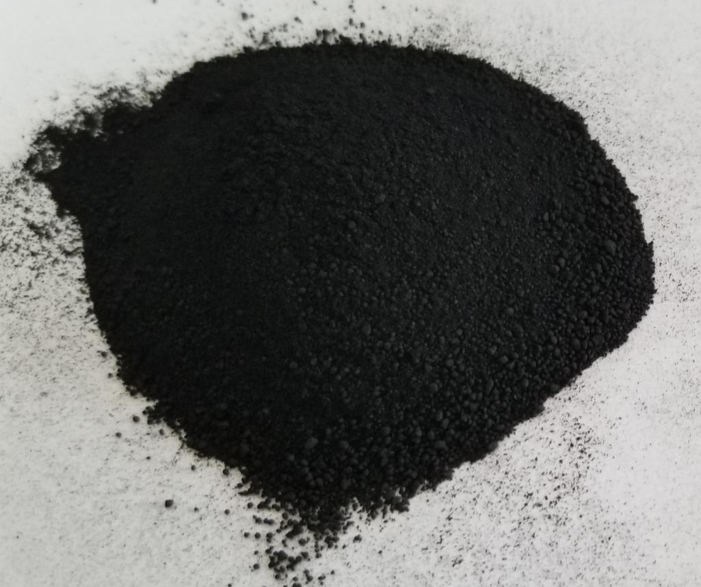 Cobalt magnetic pigment, 650 Oe